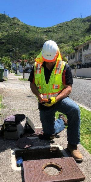 Meter Transponder Replacement (MXU) Project, Odd Cycles, Oahu, HI